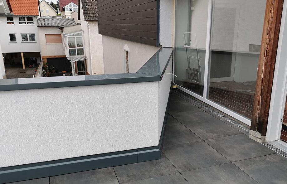 Dachdecker Balkonsanierung