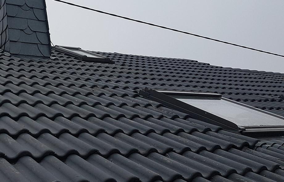 Dachdecker Dachfenster