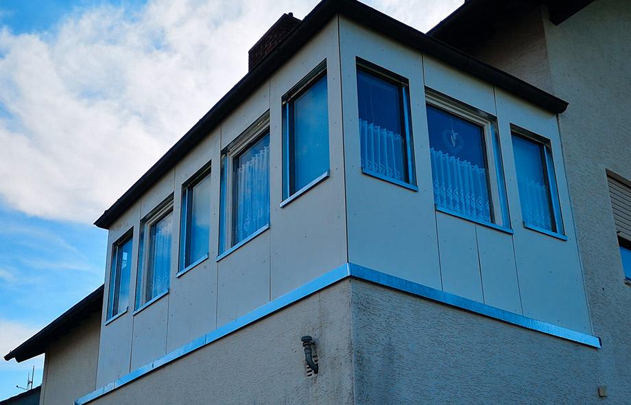 Dachdecker Fassadenbau