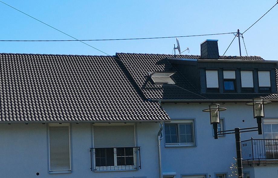 Dachdecker Steildach